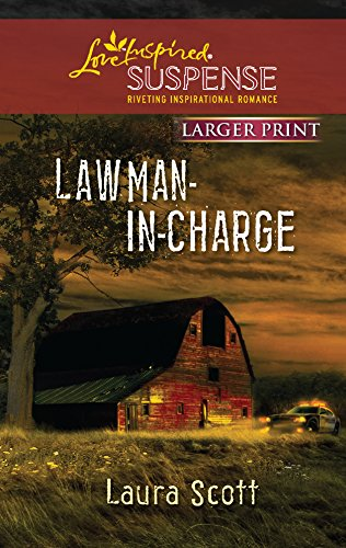 9780373674671: Lawman-in-Charge (Larger Print Love Inspired Suspense)