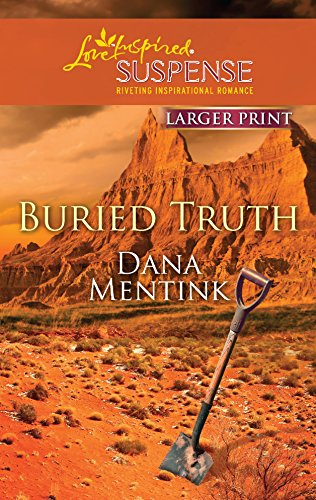 9780373674756: Buried Truth (Larger Print Love Inspired Suspense)