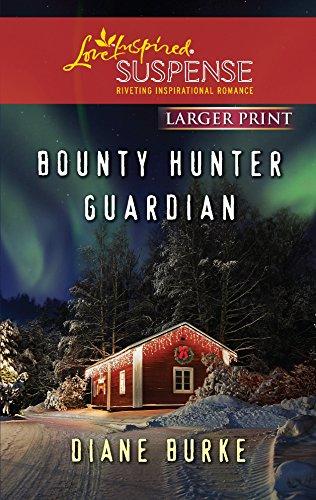 9780373674886: Bounty Hunter Guardian (Love Inspired Suspense)
