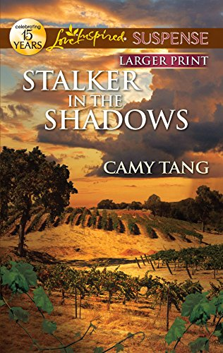 9780373674961: Stalker in the Shadows (Love Inspired Large Print Suspense)