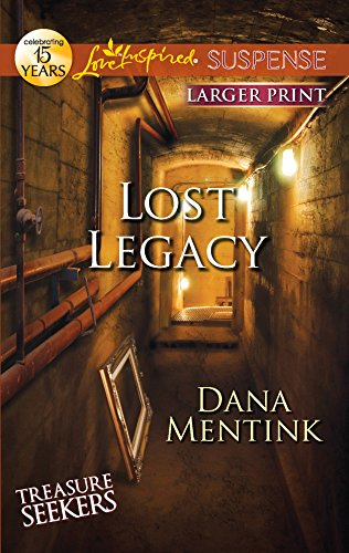 9780373675098: Lost Legacy (Love Inspired Large Print Suspense)