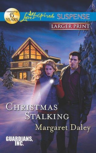9780373675333: Christmas Stalking (Love Inspired Large Print Suspense)