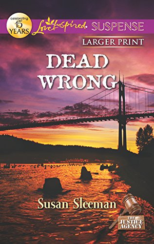 Dead Wrong (Love Inspired Large Print Suspense): Sleeman, Susan