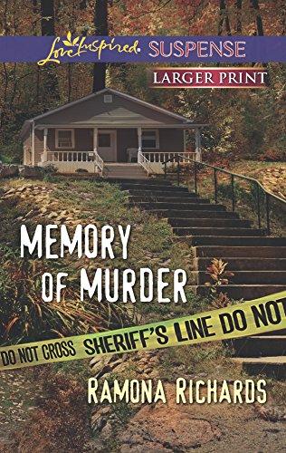 9780373675524: Memory of Murder (Love Inspired LP Suspense)