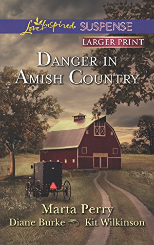 Danger in Amish Country: Fall from Grace\Dangerous: Perry, Marta, Burke,