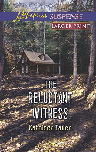 9780373675791: The Reluctant Witness (Love Inspired LP Suspense)