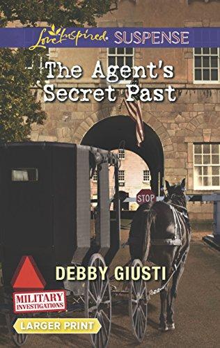 9780373675982: The Agent's Secret Past (Military Investigations)
