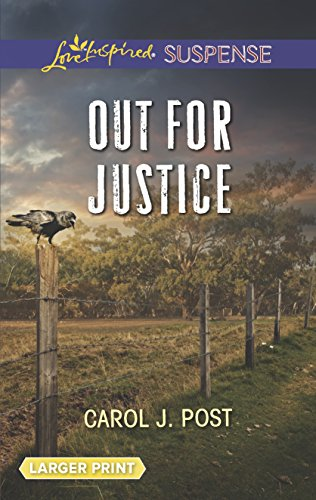 9780373676149: Out for Justice (Love Inspired LP Suspense)