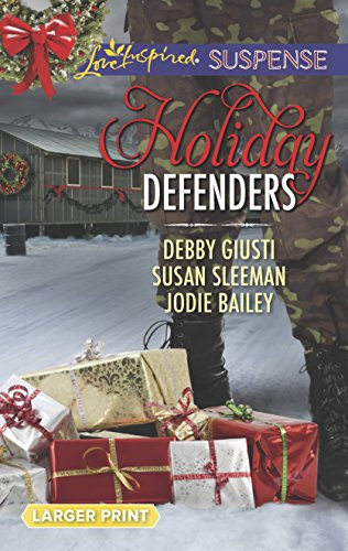 9780373676378: Holiday Defenders: Mission: Christmas Rescue / Special OPs Christmas / Homefront Holiday Hero