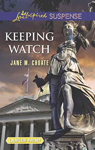 9780373676408: Keeping Watch (Love Inspired Suspense)