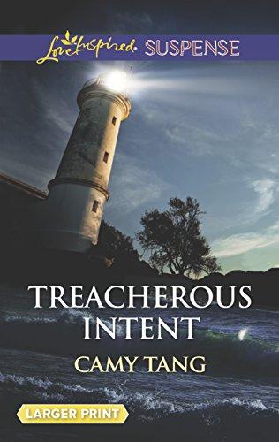 9780373676521: Treacherous Intent (Love Inspired LP Suspense)