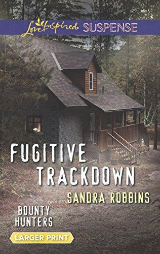 9780373676606: Fugitive Trackdown