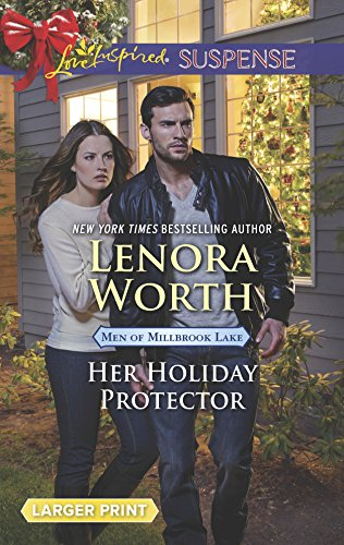 9780373677078: Her Holiday Protector (Men of Millbrook Lake)