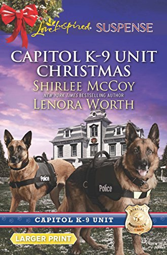 9780373677139: Capitol K-9 Unit Christmas: Protecting Virginia\Guarding Abigail