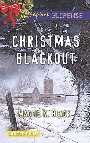 9780373677177: Christmas Blackout (Love Inspired Suspense)
