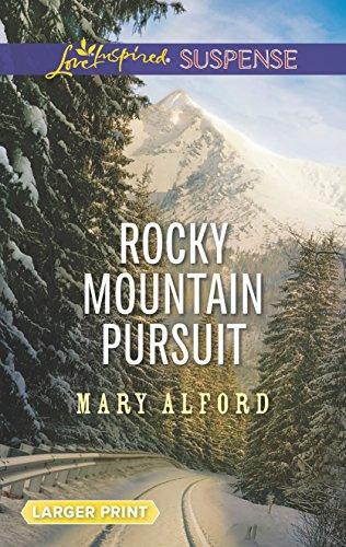 9780373677344: Rocky Mountain Pursuit (Love Inspired Suspense)