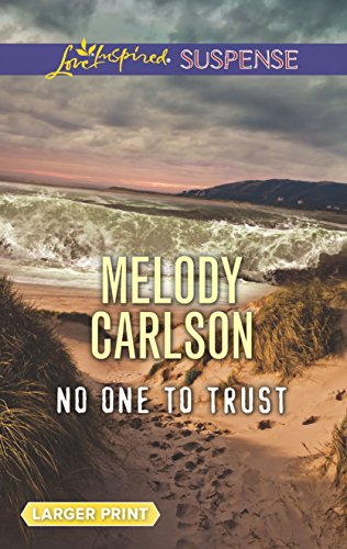 9780373677375: No One to Trust (Love Inspired Suspense)