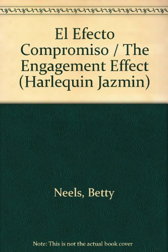 9780373681358: El Efecto Compromiso (Jasmin, 85)