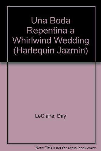 9780373681631: Una Boda Repentina (Harlequin Jazmin (Spanish))