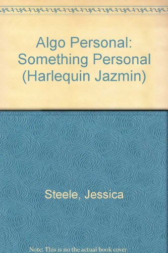 9780373681792: Algo Personal (Harlequin Jazmin (Spanish))