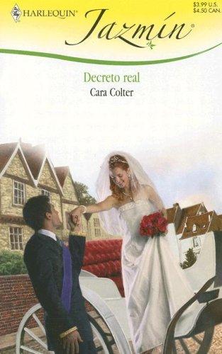 9780373683642: Decreto Real (Harlequin Jazmin (Spanish))