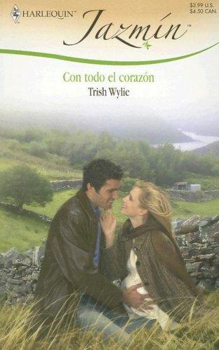 9780373683840: Con Todo el Corazon (Harlequin Jazmin)