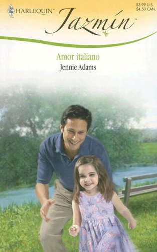 9780373683888: Amor Italiano/ Italian Love (Harlequin Jazmin (Spanish))