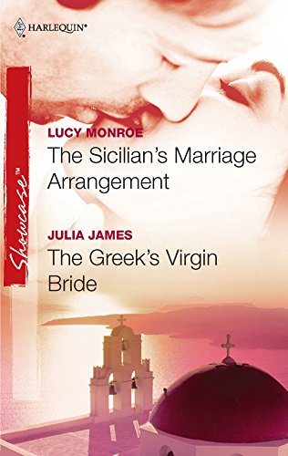 The Sicilian's Marriage Arrangement & The Greek's: Lucy Monroe, Julia
