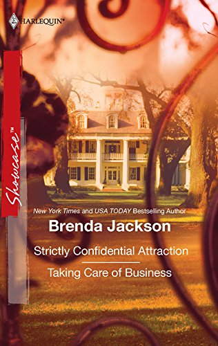 Strictly Confidential Attraction / Taking Care of Business (0373688113) by Jackson, Brenda