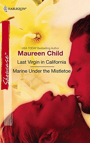 9780373688135: Last Virgin in California & Marine Under the Mistletoe: Last Virgin in California\Marine Under the Mistletoe