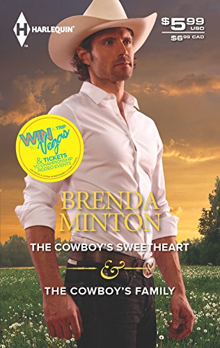 9780373689217: The Cowboy's Sweetheart & The Cowboy's Family