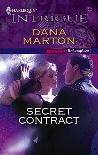 9780373692521: Secret Contract