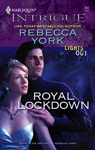 9780373692613: Royal Lockdown