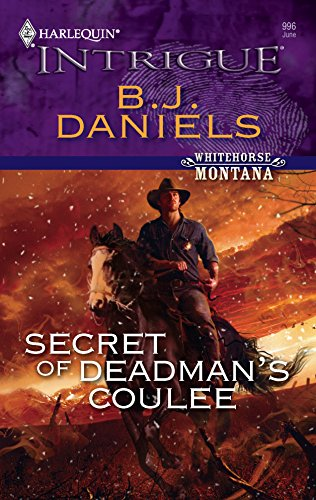 9780373692637: Secret Of Deadman's Coulee