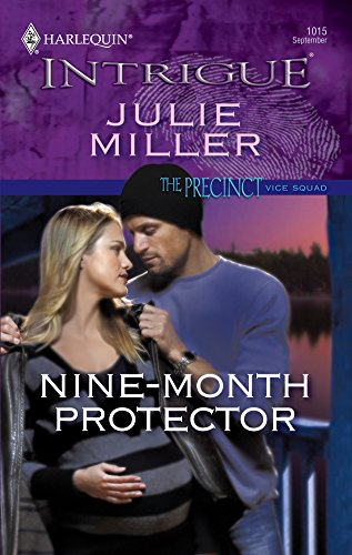 9780373692828: Nine-Month Protector (Harlequin Intrigue Series)