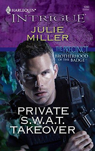 9780373693573: Private S.W.A.T. Takeover