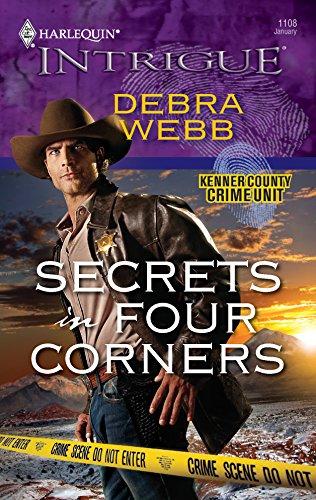 9780373693757: Secrets In Four Corners