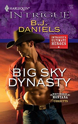 9780373694044: Big Sky Dynasty