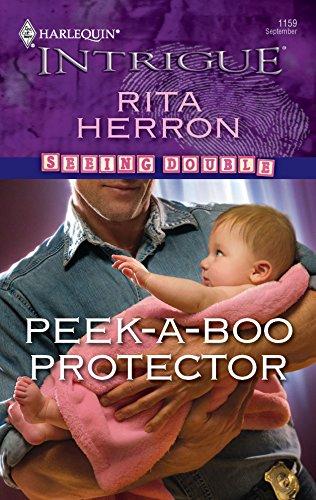 Peek-a-boo Protector: Rita Herron