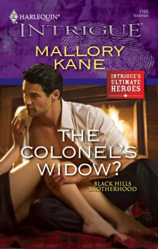 The Colonel's Widow?: Kane, Mallory