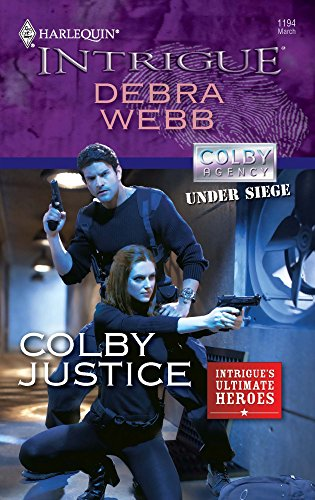 9780373694617: Colby Justice