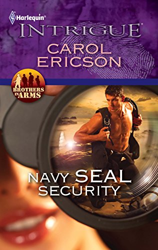 9780373695348: Navy SEAL Security