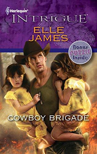 9780373695485: Cowboy Brigade