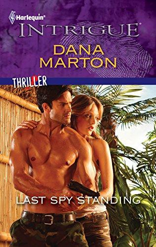 Last Spy Standing: Dana Marton