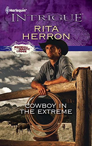 9780373695966: Cowboy in the Extreme