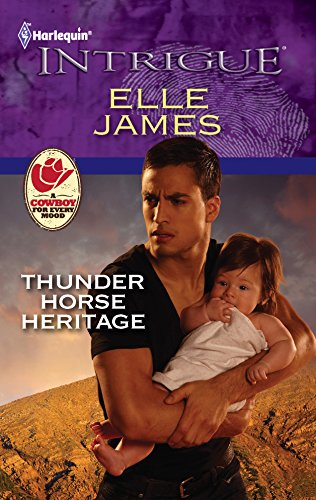 Thunder Horse Heritage : A Cowboy for Every Mood (An Indian Romance) (Harlequin Intrigue #1357)