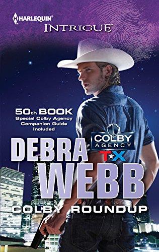 9780373696260: Colby Roundup: Colby Roundup\Colby Agency Companion Guide (Bonus)