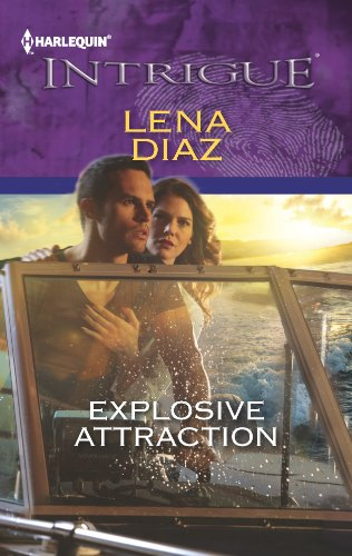 9780373696895: Explosive Attraction (Harlequin Intrigue Series)