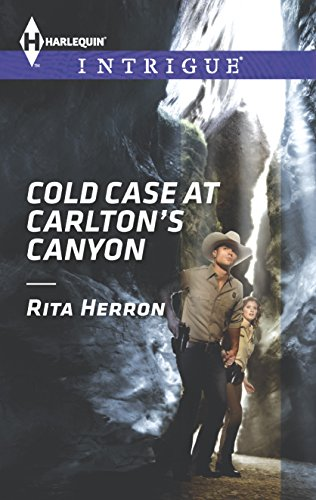 9780373697359: Cold Case at Carlton's Canyon (Harlequin Intrigue)