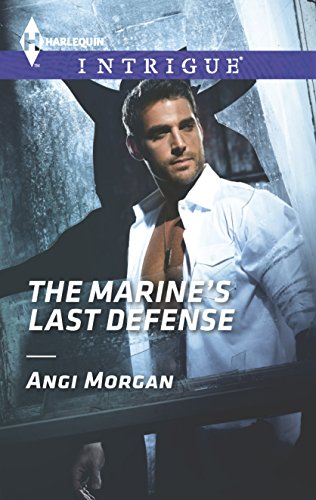 9780373697380: The Marine's Last Defense (Harlequin Intrigue)